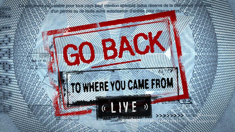 Go Back Live